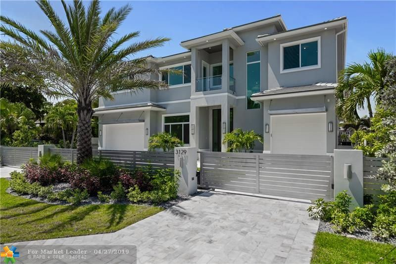 3129 31st Ave, Lighthouse Point, FL, 33064,  Home For Sale