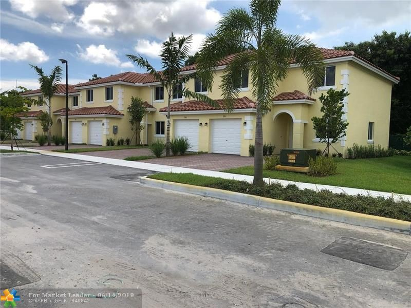 5341 13th Ct, North Lauderdale, FL, 33068, Crossings at N L Home For Sale