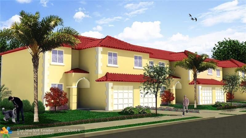 1310 53rd Ave, North Lauderdale, FL, 33068, Crossings at NL Home For Sale