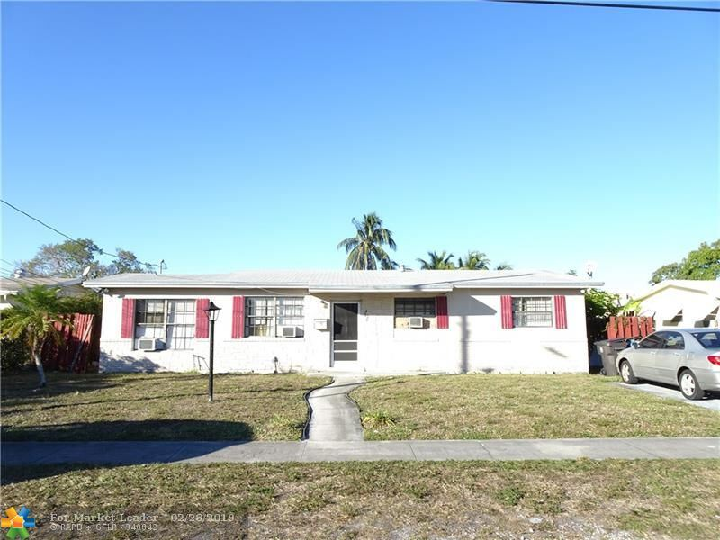 4321 34th Ct, Lauderdale Lakes, FL, 33319,  Home For Sale