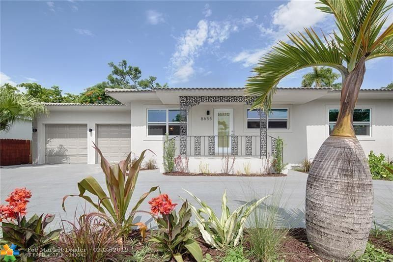 8655 Miami Ave, El Portal, FL, 33150,  Home For Sale
