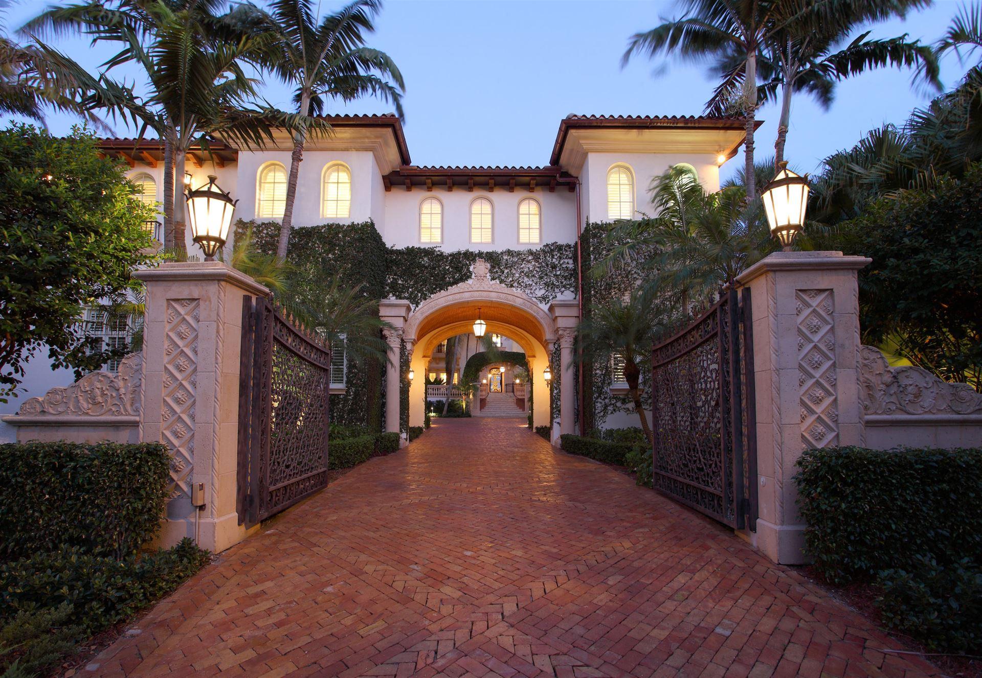 2367 S Ocean Boulevard                                                                               Highland Beach                                                                      , FL - $25,500,000
