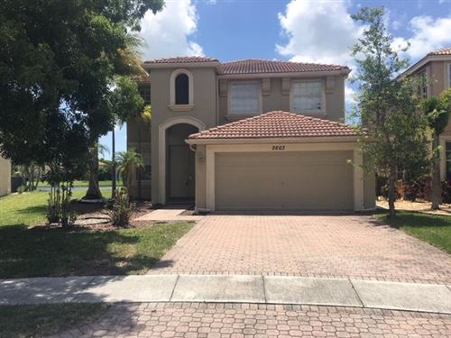2663 Sawyer, Wellington, FL, 33414,  Home For Sale