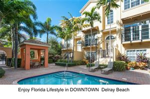 632 Renaissance, Delray Beach, FL, 33483, RENAISSANCE VILLAGE Home For Rent