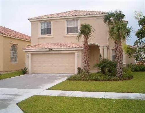 2763 Misty Oaks, Royal Palm Beach, FL, 33411, Madison Green Home For Sale