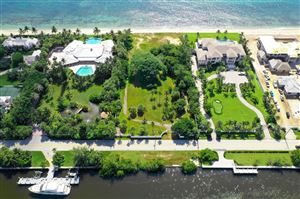980 Ocean, Manalapan, FL, 33462, HYPOLUXO BEACH MAP 1 IN Home For Sale