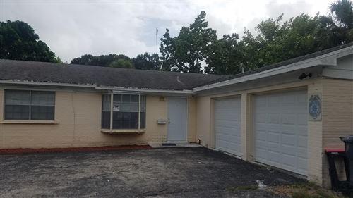 820 Poplar, Lake Park, FL, 33403,  Home For Sale