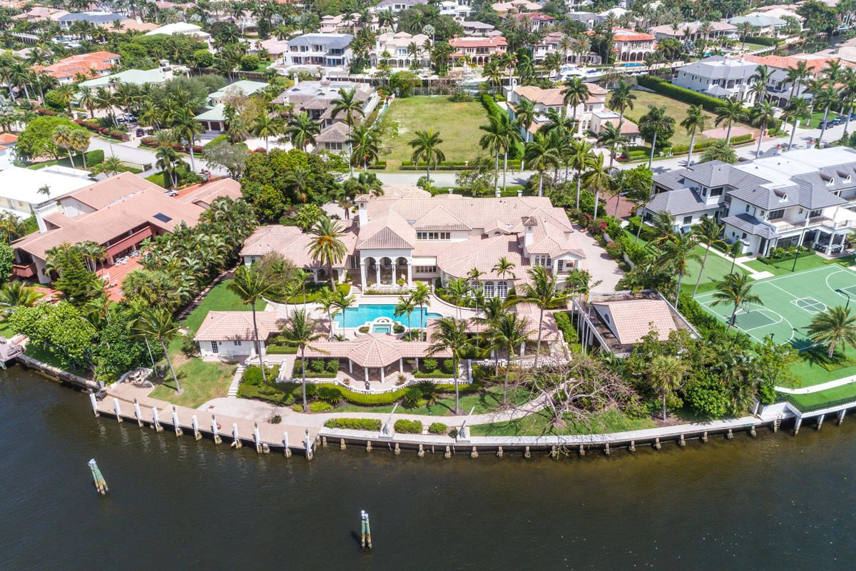 Boca Raton                                                                      , FL - $13,495,000