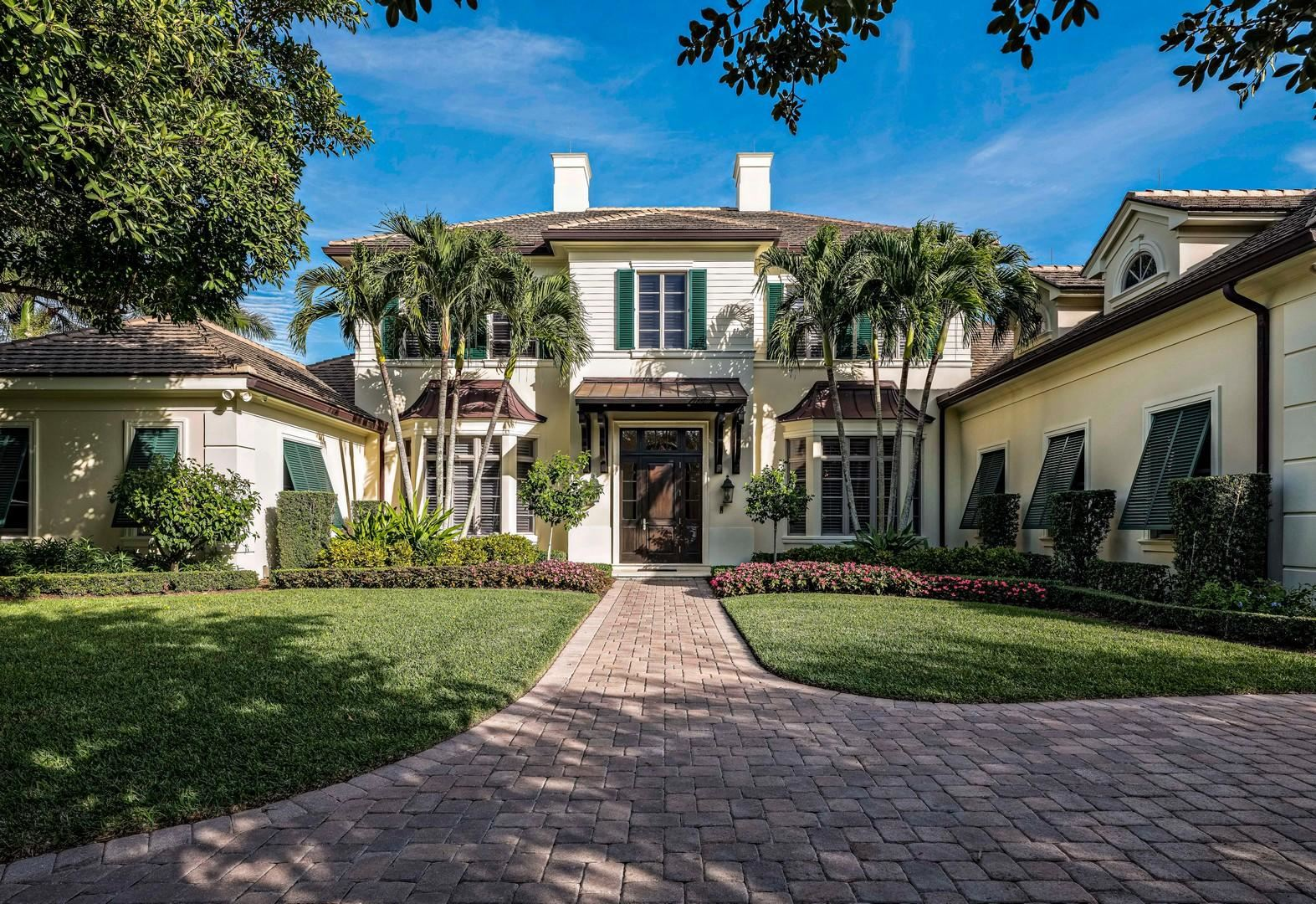 North Palm Beach                                                                      , FL - $5,850,000