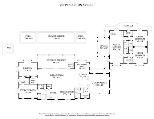 259 Pendleton, Palm Beach, FL, 33480,  Home For Sale