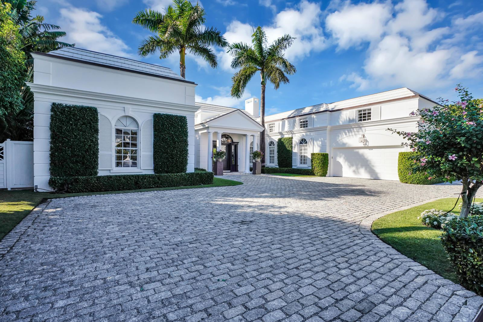 Palm Beach                                                                      , FL - $24,950,000