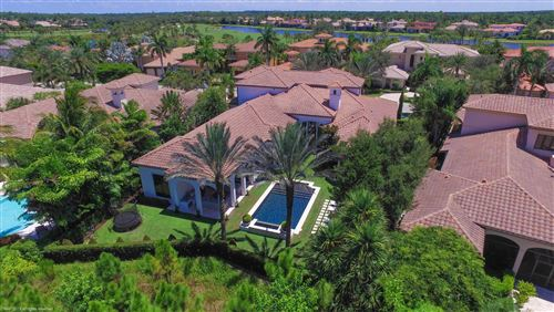 215 Via Palacio, Palm Beach Gardens, FL, 33418, Mirasol Home For Sale