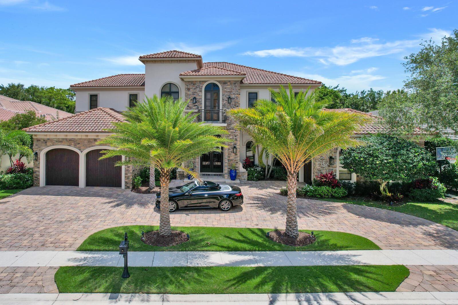 Palm Beach Gardens                                                                      , FL - $4,695,000