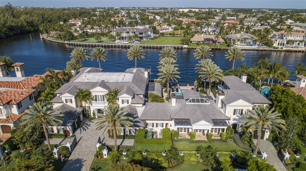 Boca Raton                                                                      , FL - $11,950,000