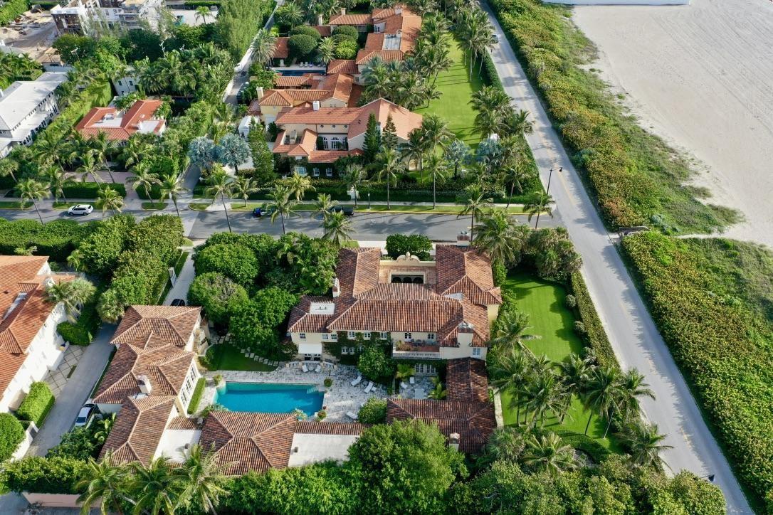 Palm Beach                                                                      , FL - $49,500,000