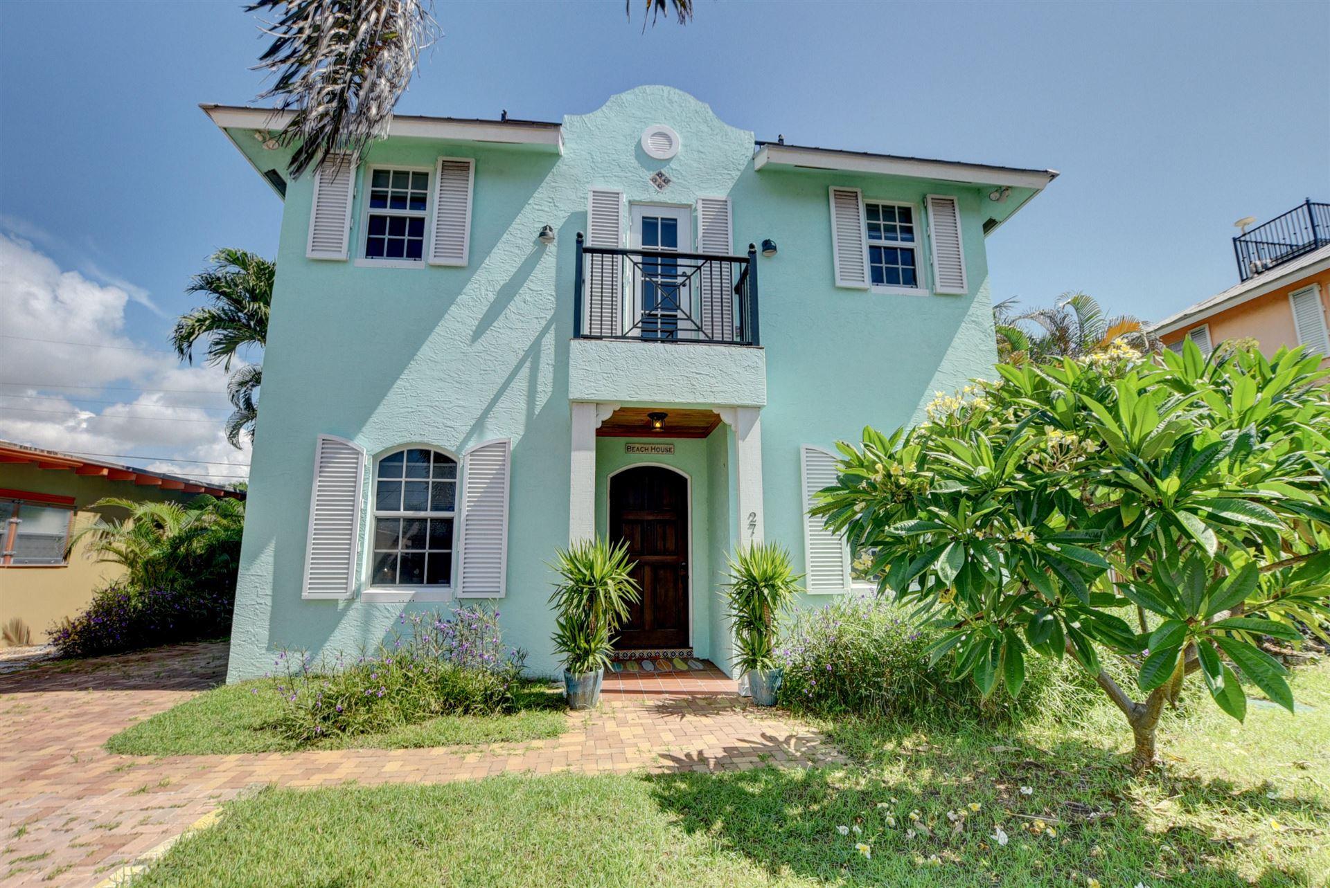 Palm Beach Shore Acres Properties For Sale