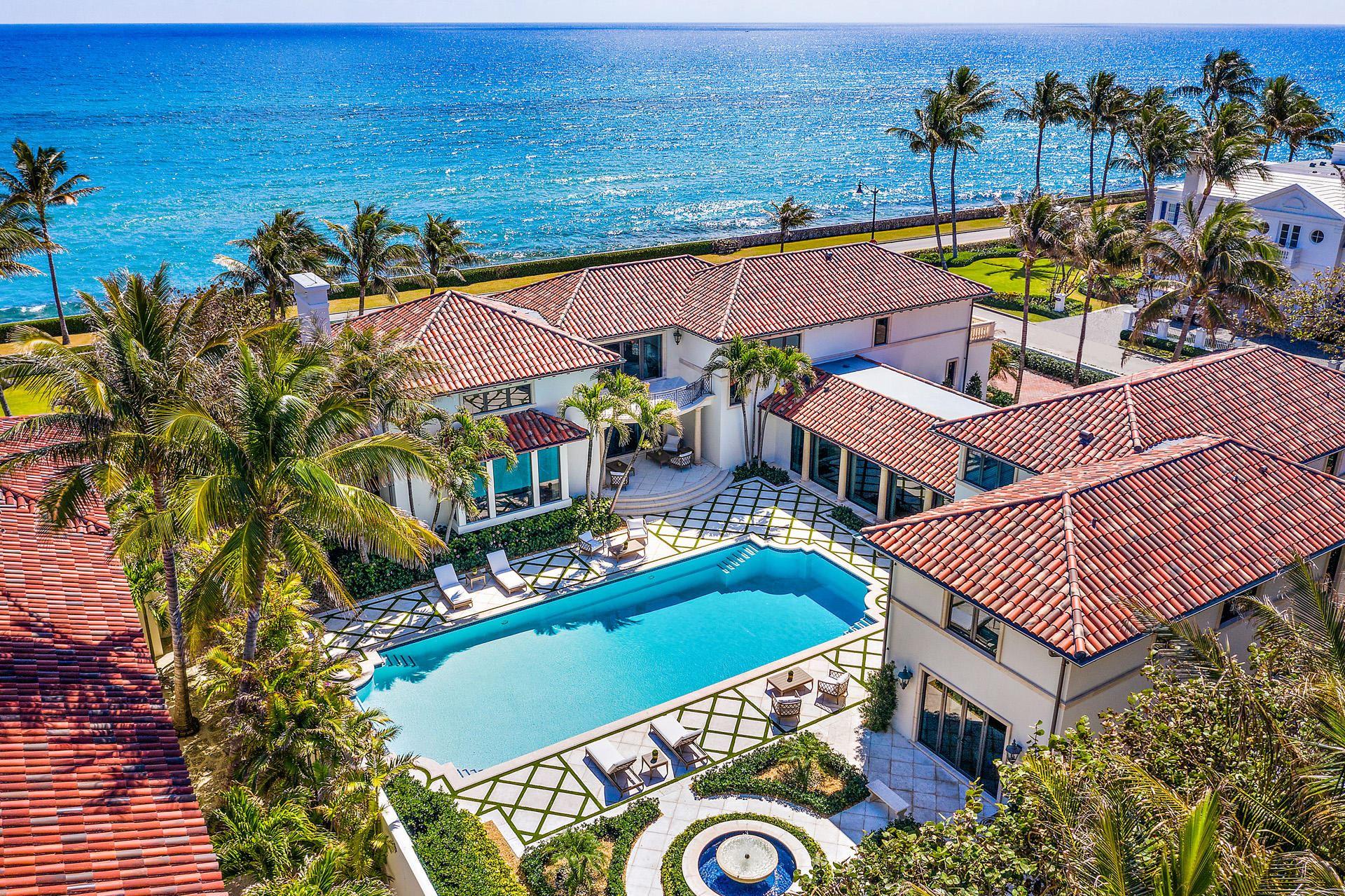 Palm Beach                                                                      , FL - $38,500,000