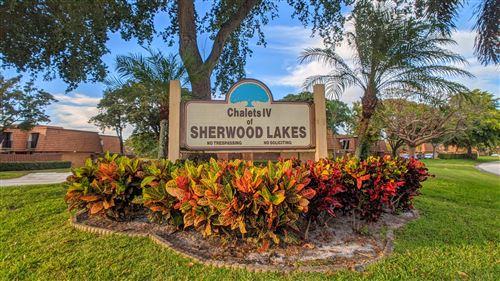 2007 20th, Greenacres, FL, 33463, Chalet IV at Sherwood Lakes Home For Sale