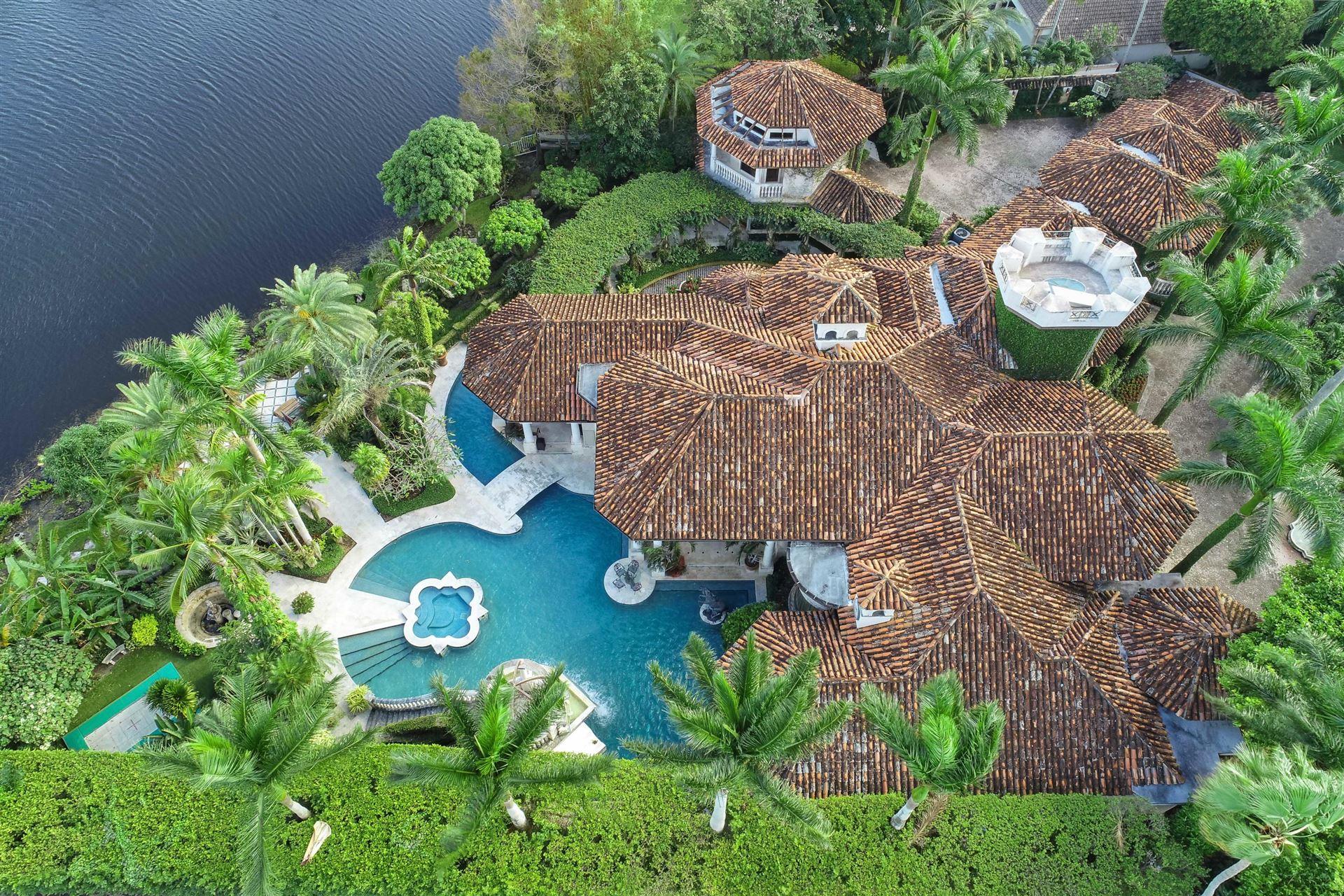 Palm Beach Gardens                                                                      , FL - $5,000,000