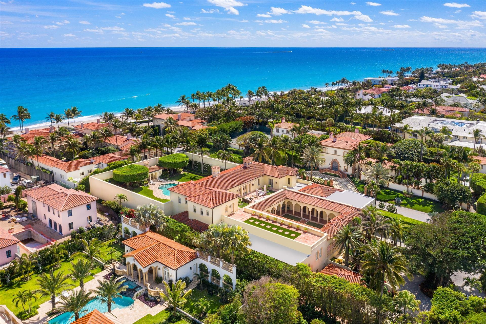 Palm Beach                                                                      , FL - $39,500,000
