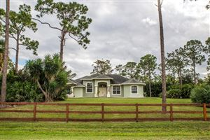 18384 93rd, Loxahatchee, FL, 33470, The Acreage Home For Sale