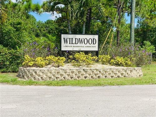 19781 Sycamore, Loxahatchee, FL, 33470, WILDWOOD Home For Sale
