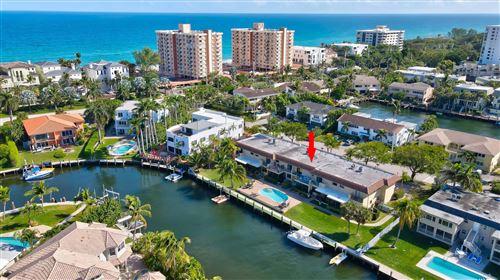1109 Bel Air, Highland Beach, FL, 33487, EL DORADO Home For Sale