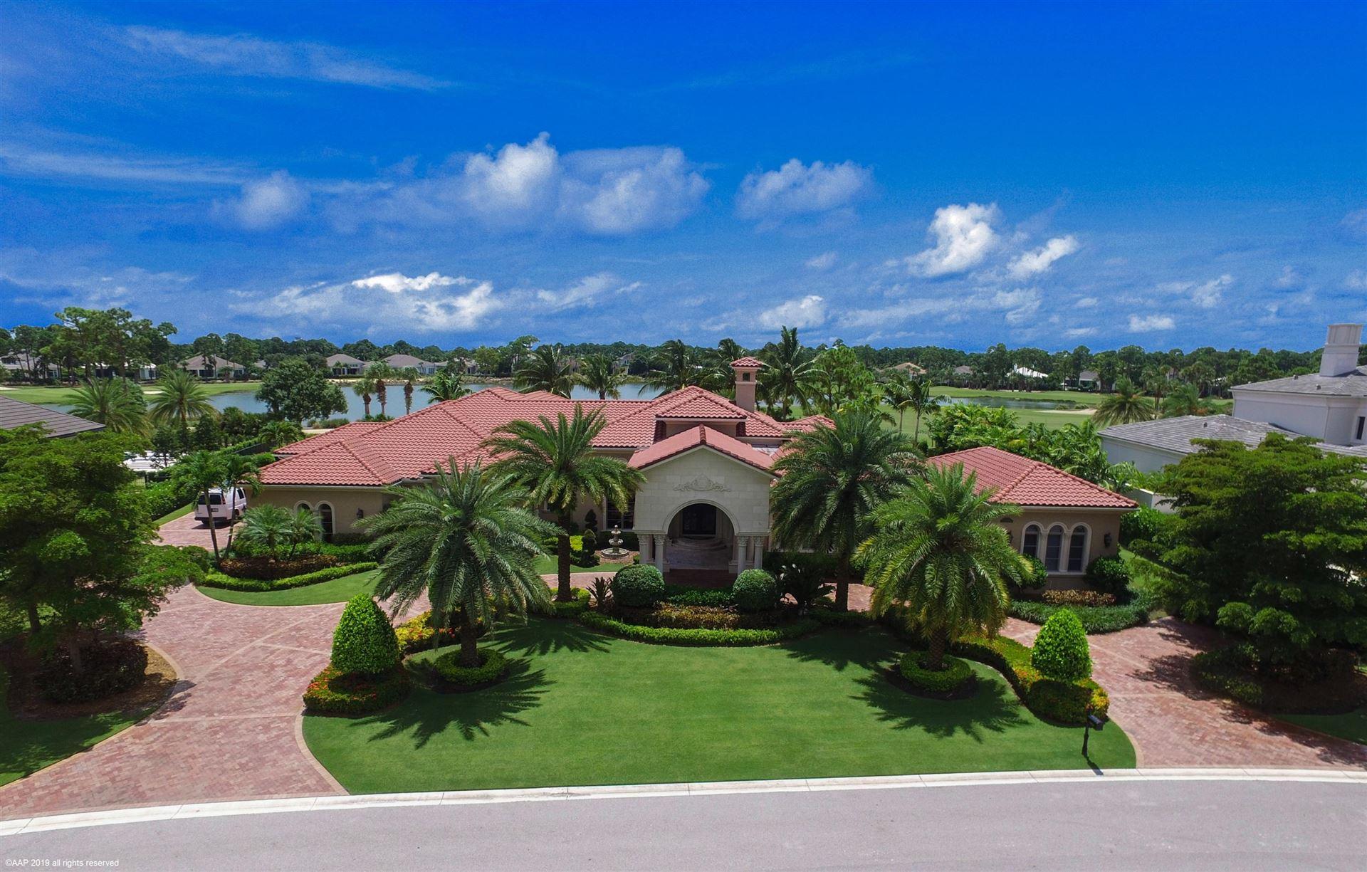 Palm Beach Gardens                                                                      , FL - $6,995,000