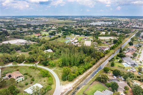 970 Rambling Drive, Wellington, FL, 33414, PALM BEACH LITTLE RANCHES 2 Home For Sale