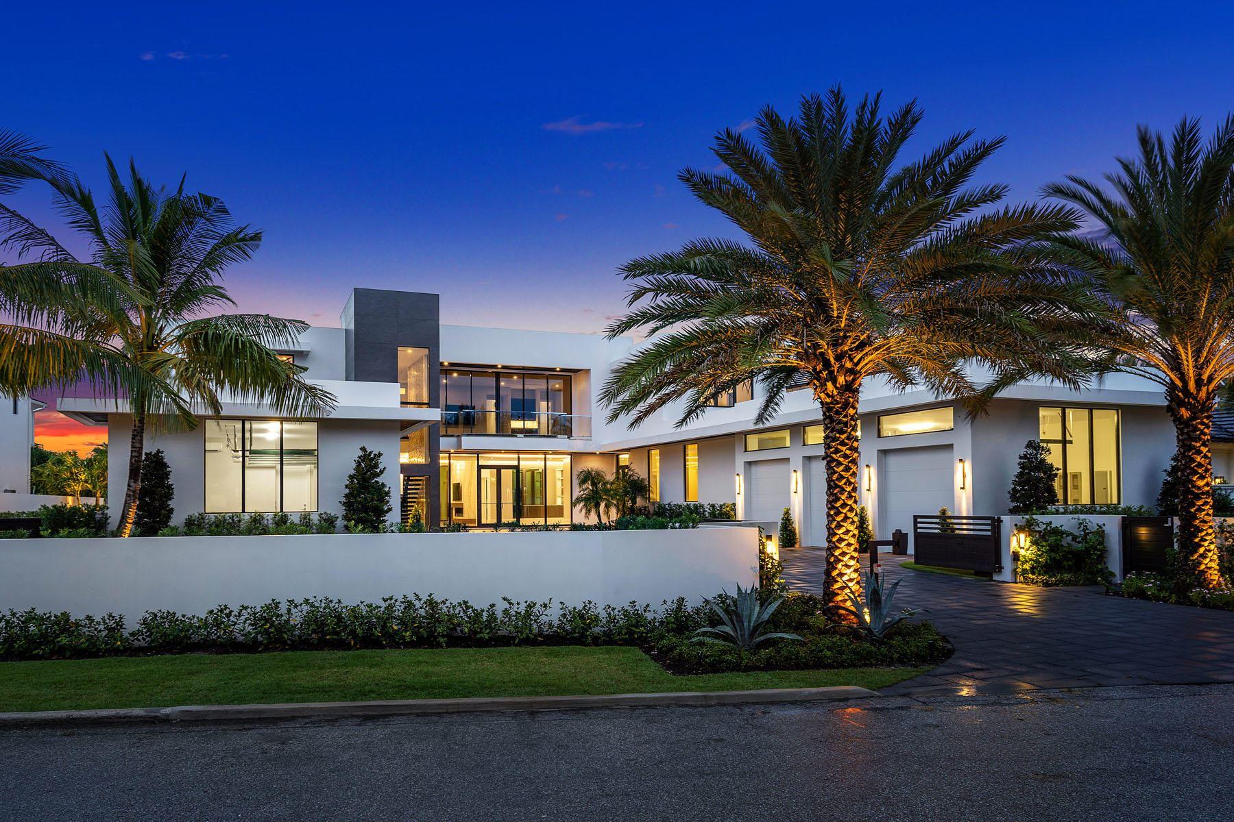 Boca Raton                                                                      , FL - $14,250,000
