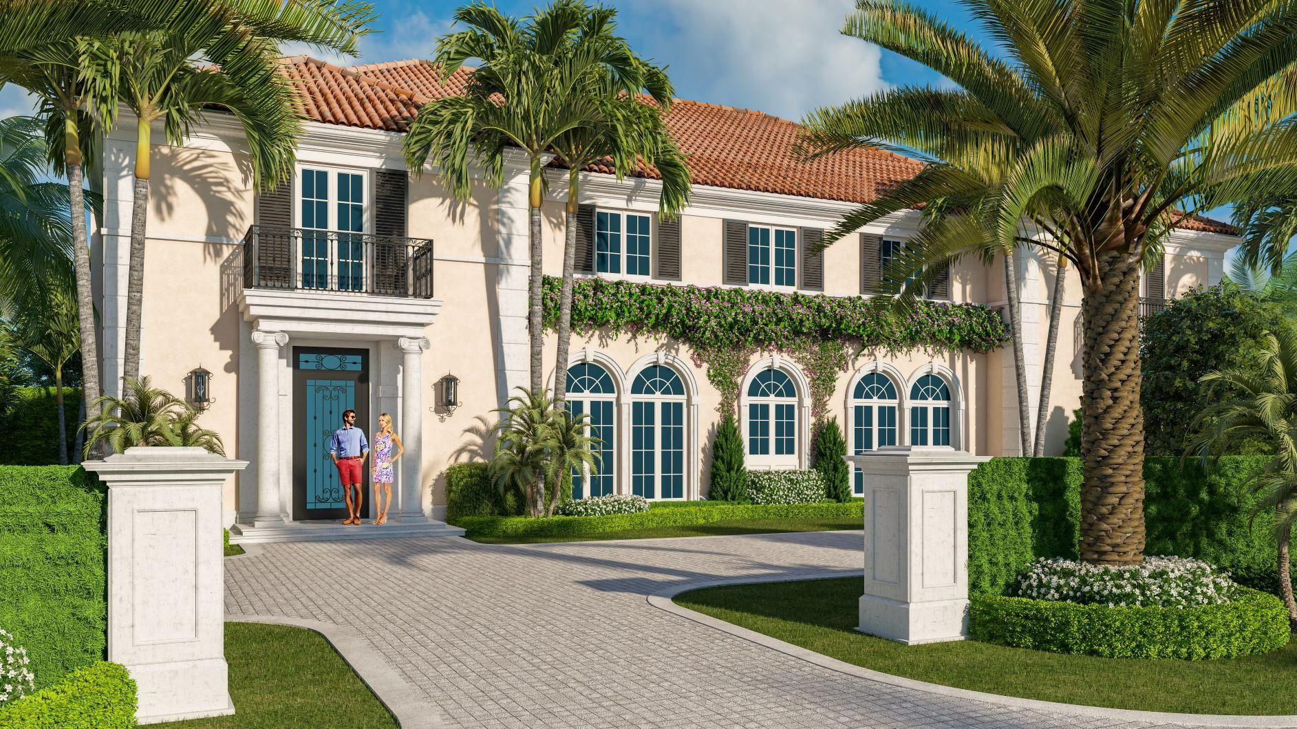 Palm Beach                                                                      , FL - $16,950,000