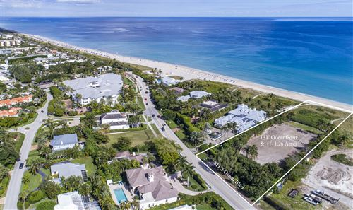 611 Ocean, Delray Beach, FL, 33483, 1.26 Acre Ocean Front lot located on A1A in Delray Beach Fl. 131' Ocean Frontage Home For Sale