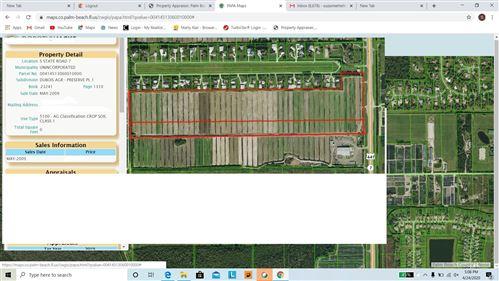 0000 State Road 7, Boynton Beach, FL, 33473, DUBOIS AGR - PRESERVE PL 1 Home For Sale