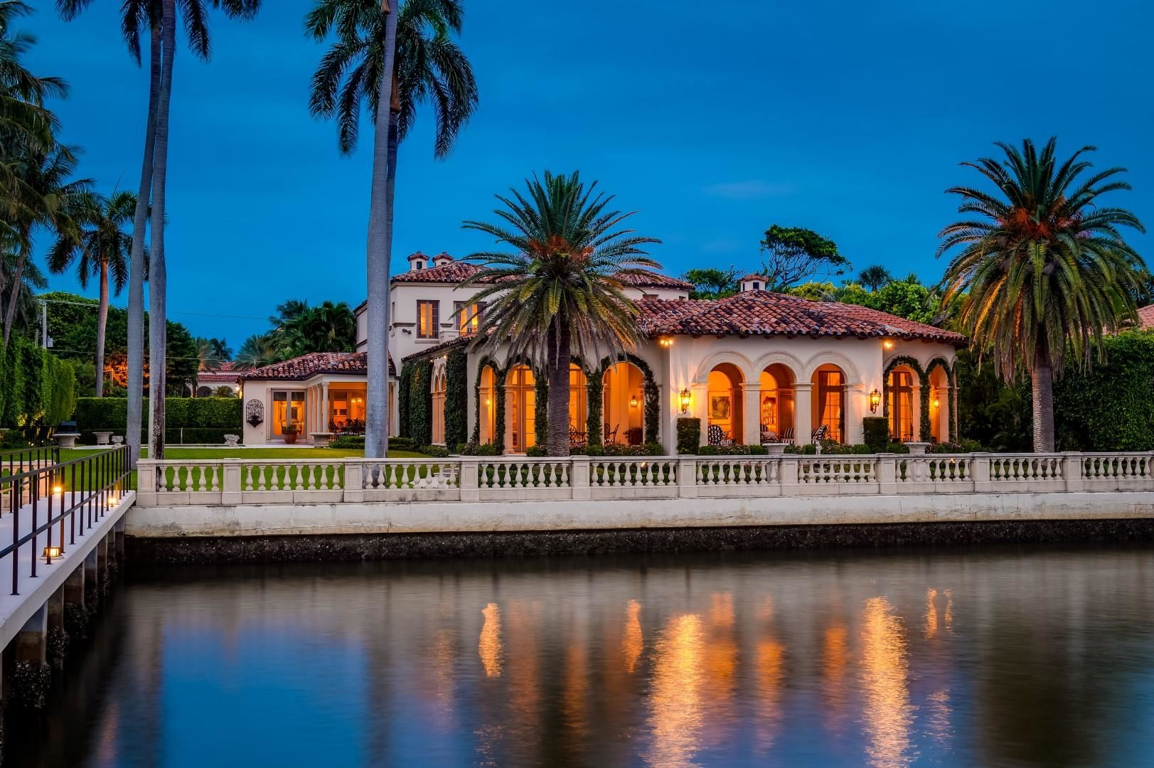 Palm Beach                                                                      , FL - $36,500,000