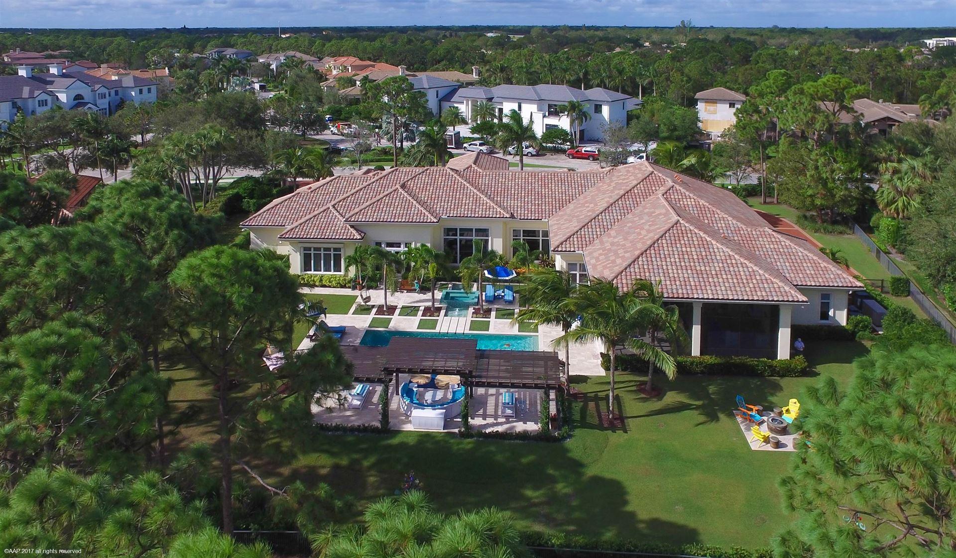 Palm Beach Gardens                                                                      , FL - $7,500,000