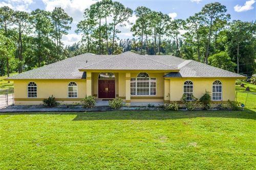 15286 61st, The Acreage, FL, 33470,  Home For Sale