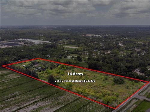 2668 C, Loxahatchee Groves, FL, 33470,  Home For Sale