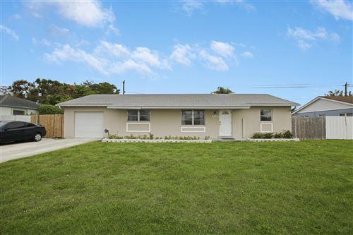 408 Alemeda, Palm Springs, FL, 33461, PALM SPRINGS VILLAGE Home For Sale