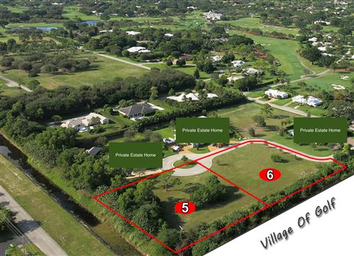 6 Turtle Grove Lane, Village of Golf, FL, 33436, TURTLE GROVE Home For Sale