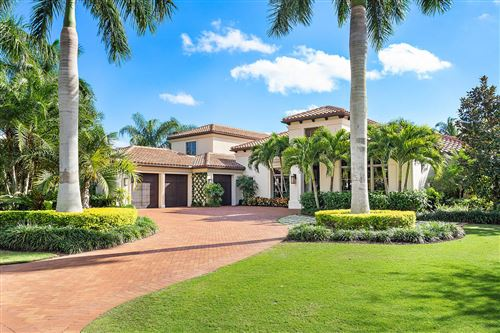 11772 Calleta, Palm Beach Gardens, FL, 33418, Old Palm Home For Sale