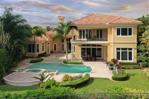 127 Playa Rienta, Palm Beach Gardens, FL, 33418, Mirasol Home For Sale