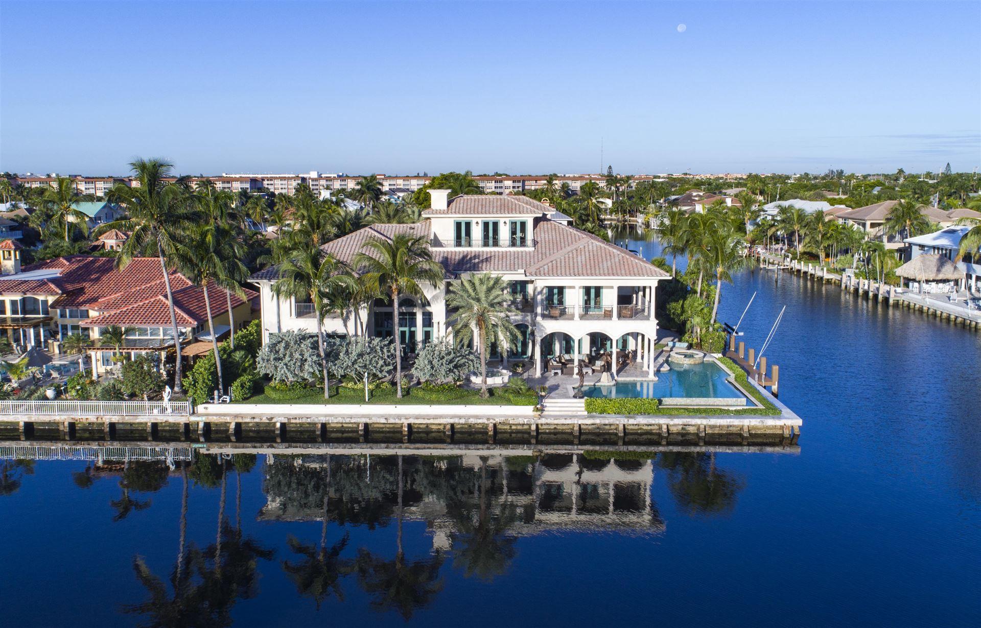 Delray Beach                                                                      , FL - $7,995,000