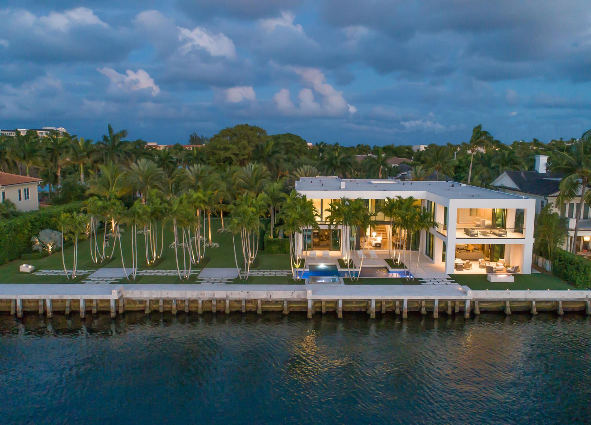 Boca Raton                                                                      , FL - $14,500,000