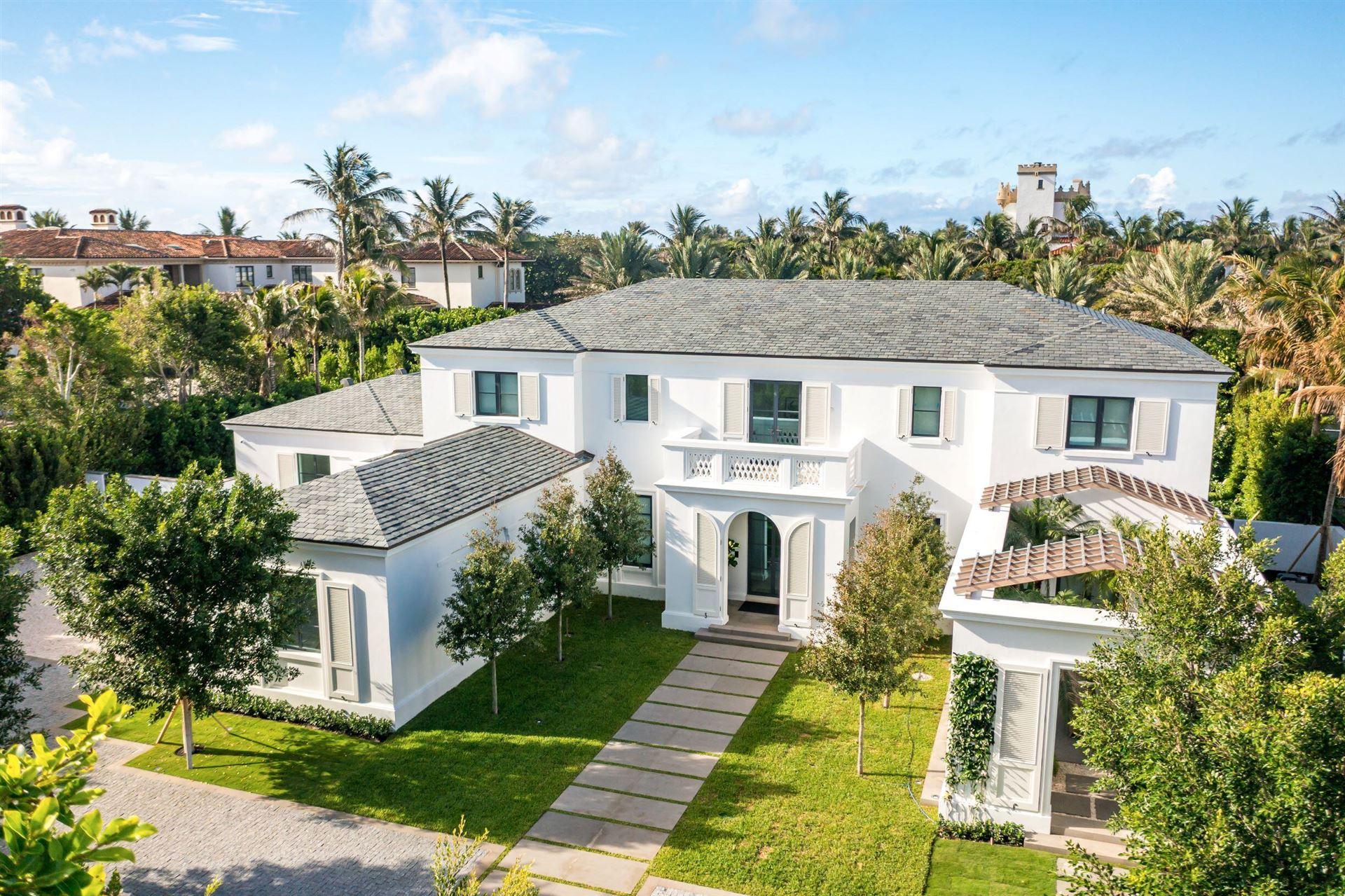 95 Middle Road                                                                               Palm Beach                                                                      , FL - $28,750,000