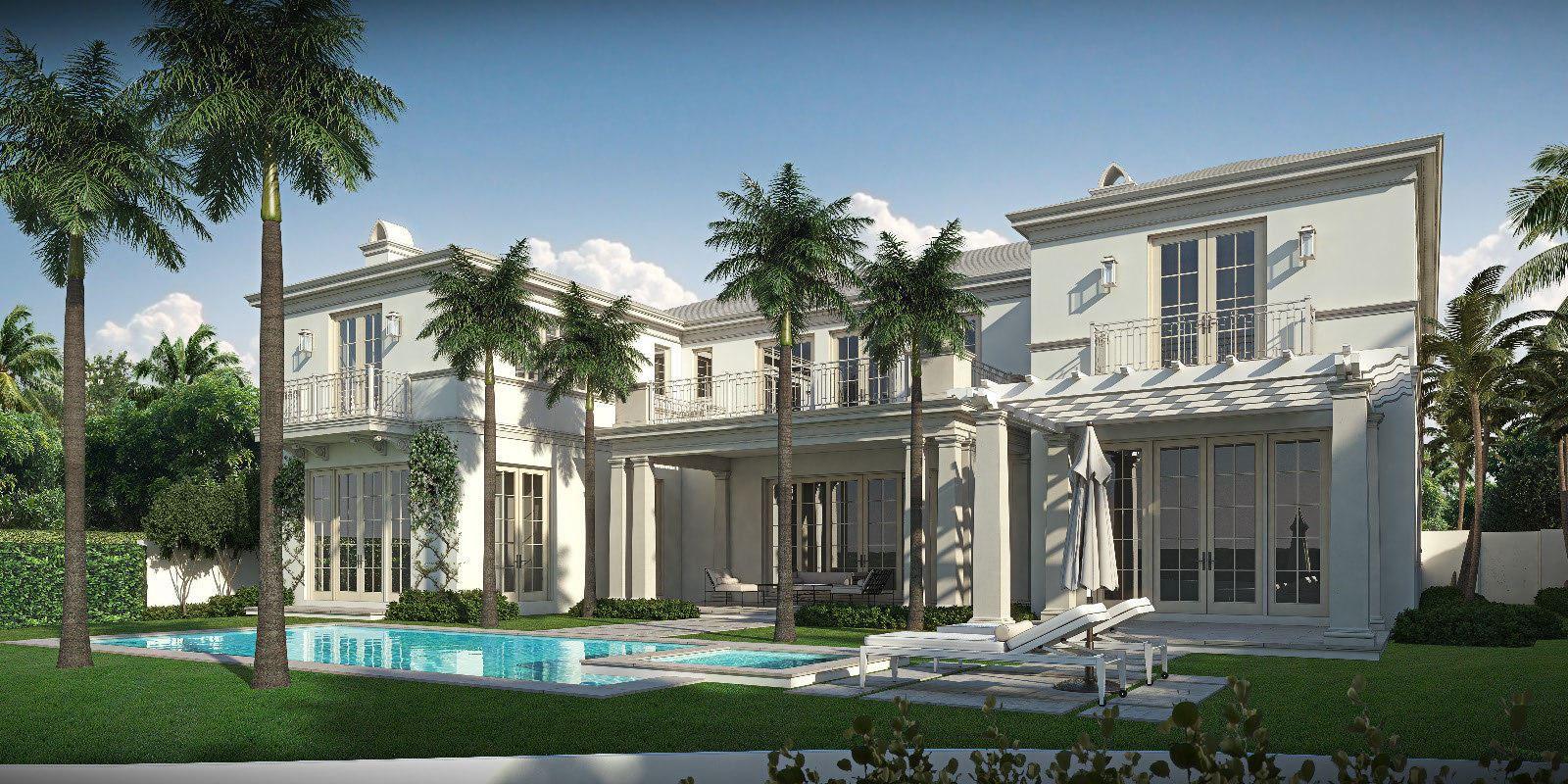 Palm Beach                                                                      , FL - $32,500,000