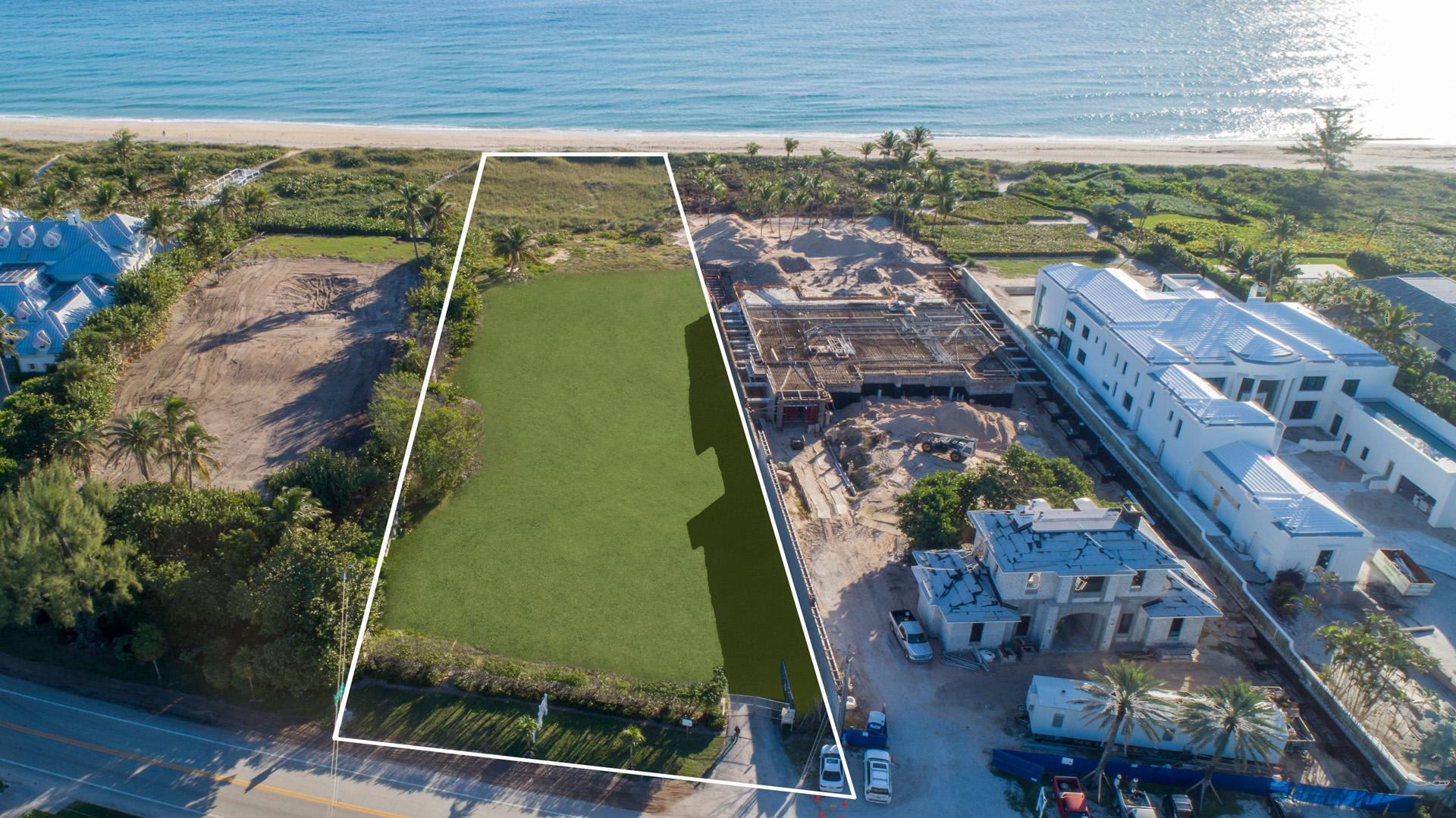 21-46-43, S 120 FT OF N 1055 OF GOV LT 1 LYG E OF OCEAN BLVD Properties For Sale