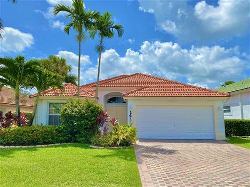141 Derby Lane, Royal Palm Beach, FL, 33411, Saratoga Lakes Home For Sale
