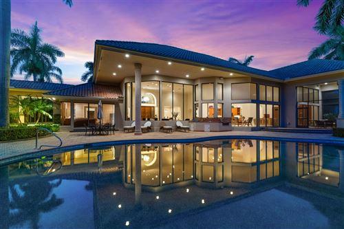 13747 Le Bateau, Palm Beach Gardens, FL, 33410, Frenchnans Creek Home For Sale