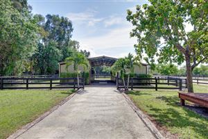 12126 Indian Mound, Wellington, FL, 33449, Palm Glade Ranches Unrec Home For Sale