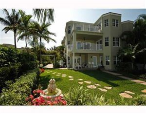 1125 Bel Air, Highland Beach, FL, 33487, BEL LIDO Home For Sale